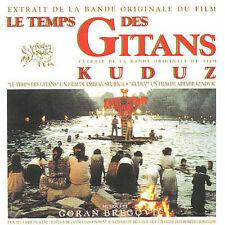 LE TEMPS DES GITANS/KUDUZ, 10 TRACK OST CD ALBUM FROM 1990, (MINT)