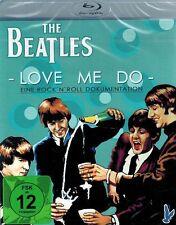 BLU-RAY NEU/OVP - The Beatles - Love Me Do - Eine Rock'N'Roll Dokumentation