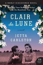 Clair de Lune: A Novel (P.S.)-ExLibrary