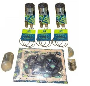 New Overhaul Kit +.5 Suitable FITS Ford New Holland 1720 1925