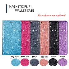 Glitter Wallet Leather Cover Case Cover for Samsung Galaxy S20 Ultra S20 S10+