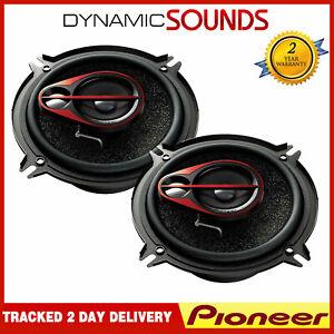 Pioneer TS-R1350s-13.3cm 13cm 3-way Coche Altavoces Coaxiales 500W Total Max