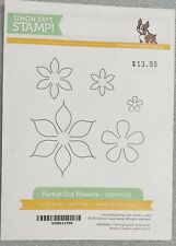 Simon Says Stamp - Partial Cut Flowers - SSSD111359