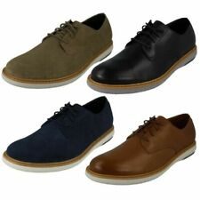 Mens Clarks Casual Lace Up Shoes Draper Lace