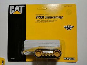 Caterpillar Ertl VFS50 Undercarriage 1995 1/64 Scale