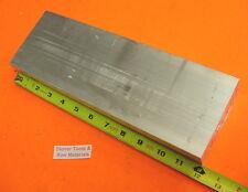 "1"" X 4"" ALUMINUM 6061 FLAT BAR 12"" long T6511 Solid Plate New Mill Stock 1.00"""