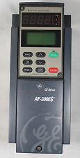 GE AF-300E$ Drive 6KAF323001E$A1 1HP 230 Volt 5.3 Amps