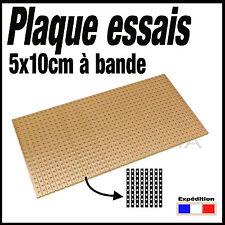 922B# plaque d'essais à bande format 5x10 cm   -- breadboard PCB