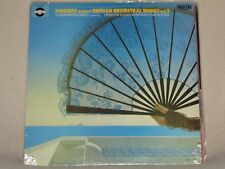 Fedoseev Conducts Russian Orchestra (Capriccio Italien etc) 1982 Vol 2 Sealed LP