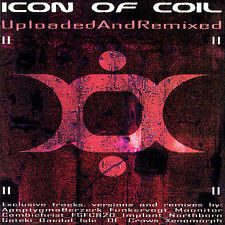 Uploaded And Remixed * by Icon of Coil (CD, Nov-2004, Metropolis)