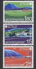 Liechtenstein 1982 World Cup/WC/Football/Sports/Games/Soccer 3v (n37722)