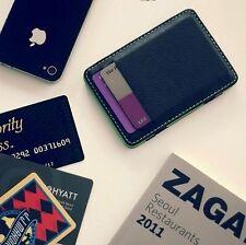 MAGIC Money Clip Wallet Faux Lather Credit Card  Cash Holder Wallet Fashion