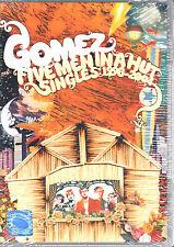 Gomez - Five Men In A Hut Single 1998-2004 (PAL Video, 2006) BRAND NEW