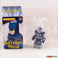 Batman Kubrick Medicom Batman Series 1 Mr. Freeze box opened to identify