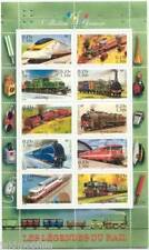 STAMP / TIMBRE FRANCE NEUF BLOC N°  38 ** LES LEGENDES DU RAILS / TRAINS