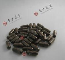 RAW Sporoderm-broken ganoderma lucidum Reishi spore powder 400mg x 1000 capsules
