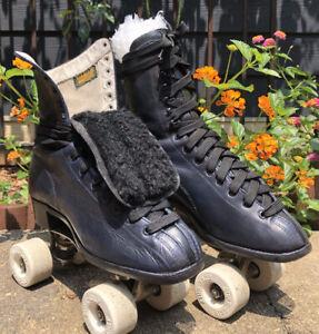 Vintage Customized HYDE Roller Skates Size 7