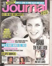PRINCE HARRY, PRINCESS DIANA, LADIES HOME JOURNAL, JUNE 1991, MARIE OSMOND