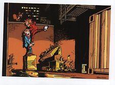 SPIROU et Fantasio. La courte échelle. Carte postale par TOME & JANRY. 1994.