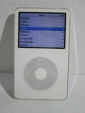 Apple iPod Video 5th Generation White (30 Gb)