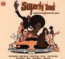 Superfly Soul by Various Artists (CD, Jun-2003, Metro)