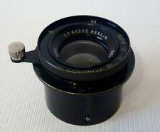 C.P.Goerz Berlin Lens DAGOR 6.8/165 large format #514862