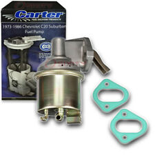 Carter Fuel Pump for 1973-1986 Chevrolet C20 Suburban 7.4L V8 - Mechanical wd