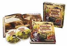 Adventure Bible Storybook Deluxe Edition by Catherine DeVries (2013, Mixed Media