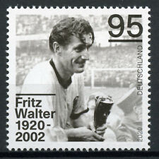 Germany Football Stamps 2020 MNH Fritz Walter Soccer Sports 1v Set