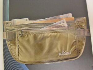 Tatonka Skin Moneybelt Int.,  Wertsachenaufbewahrung, Hüftsafe, natur
