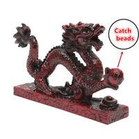 Chinesische Feng Shui Harz Drachen Figur Statue Gussform Glück Erfolg Ornamente
