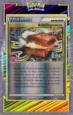 🌈Boîte légendaire Reverse - HS04:Indomptable - 75/90 - Carte Pokemon Neuve FR