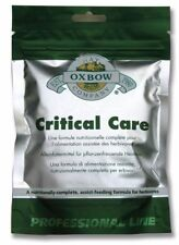 Oxbow Critical Care for Herbivores 141g Premium Service Fast DISPATCH