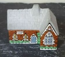 More details for small wade houses-on-why whimsey school' set 2 no13 1981-83 miniature