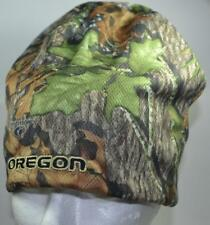 Oregon Ducks Mossy Oak,Camo Beanie,Knit Cap,Ski Cap,Skully,NWT,OU Ducks,