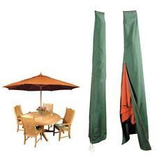 Housse de protection pour parasol 190cm gamme confort vert