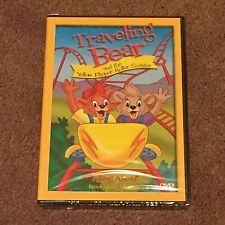 Traveling Bear and the Yellow Flipper Roller Coaster Vol. 2 (DVD, Read-Along)