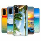 HEAD CASE DESIGNS BEAUTIFUL BEACHES BACK CASE & WALLPAPER FOR SAMSUNG PHONES 1