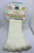 Earth Therapeutics Aloe Moisture Toe Socks - 1 Pair