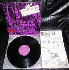 """PSYCHO LP -""""HOSE BAGS FROM HELL"""" 1986 ACT 6"""