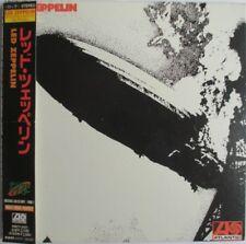 """LED ZEPPELIN - JAPAN CD VINYL REPLICA """"LED ZEPPELIN"""""""