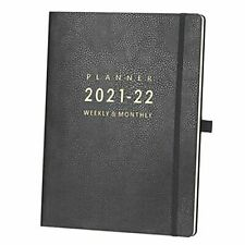 New listing 2021-2022 Planner - Weekly & Monthly Planner 2021-2022, July 2021 - Large Gray