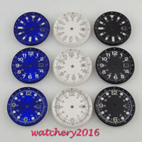 Brands NEW 33mm Sterile Watch Dial fit for 2824 2836 Miyota 8215 8205 Movement