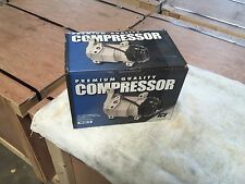 NEW FACTORY AIR 58161 COMPLETE A/C COMPRESSOR