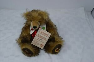 Hermann Bear, Lucky Jack, No. 72/500, Tags, Germany