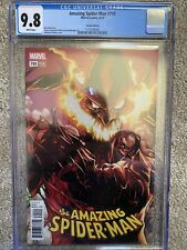Amazing Spider-Man #299 9.8 CGC Variant Edition Carnage Red Goblin