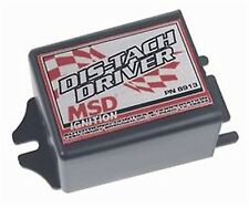MSD 8913 Dis-Tach Driver Distributorless Tach Driver for 4/6/8 Cylinder Engines