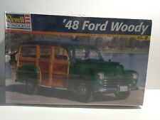 1998 Revell Monogram 1948 Ford Woody 1/25th Scale Model Kit #85-2540 new SEALED