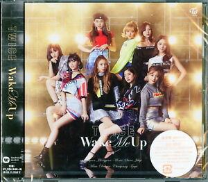 TWICE-WAKE ME UP (TYPE-A)-JAPAN CD C16