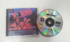 Worms Sony PS1 Disc Only PAL Version